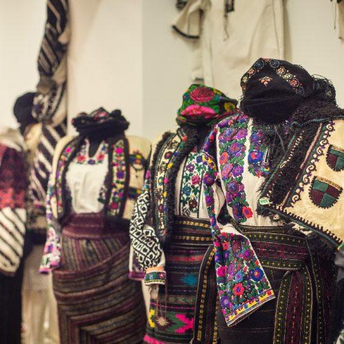 Ethno gallery of Roksoliana Shymchuk